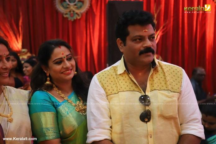actress mahalakshmi marriage photos 038