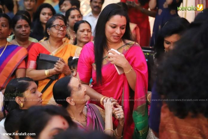 actress mahalakshmi marriage photos 043
