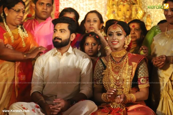 actress mahalakshmi marriage photos 054