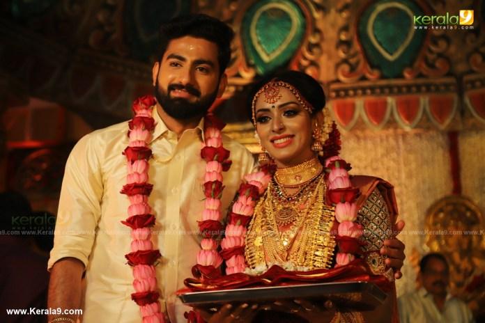 actress mahalakshmi marriage photos 075