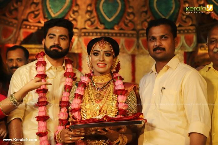 actress mahalakshmi marriage photos 081