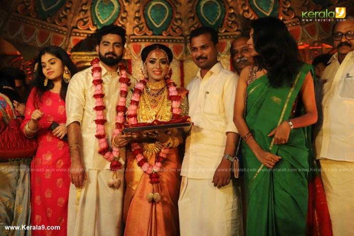 actress mahalakshmi marriage photos 083