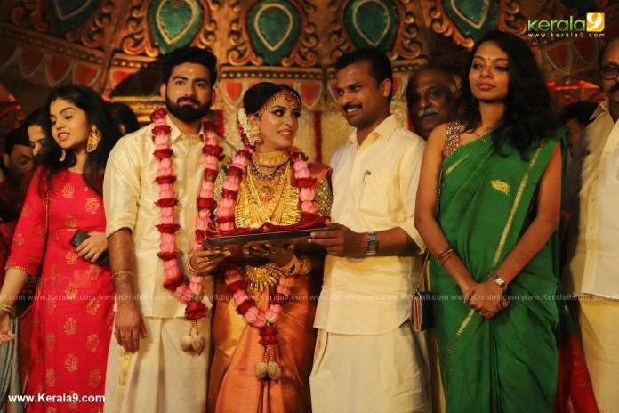 actress mahalakshmi marriage photos 084
