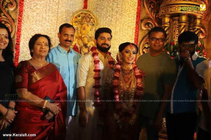 actress mahalakshmi marriage photos 085