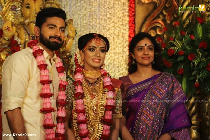 actress mahalakshmi marriage photos 112