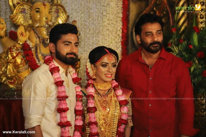 actress mahalakshmi marriage photos 120