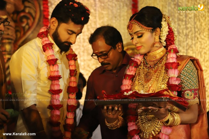 actress mahalakshmi wedding photos 059