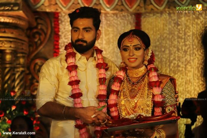 actress mahalakshmi wedding photos 060