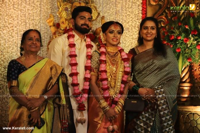 actress mahalakshmi wedding photos 068