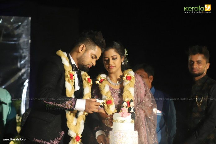 kukku d4 dance marriage wedding reception photos 007