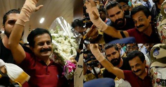 Rejith Kumar in police custody