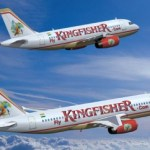 Flying Chef with Kingfisher Airlines