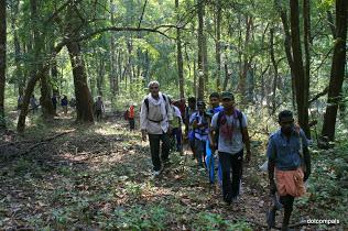 trekking in kerala