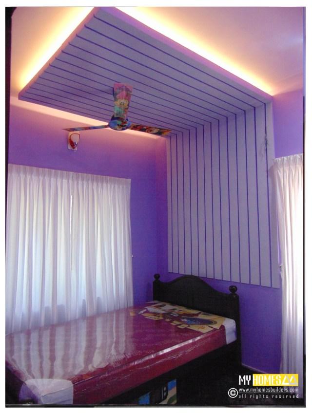 simple style interior ideal kids bedroom designs in kerala ...