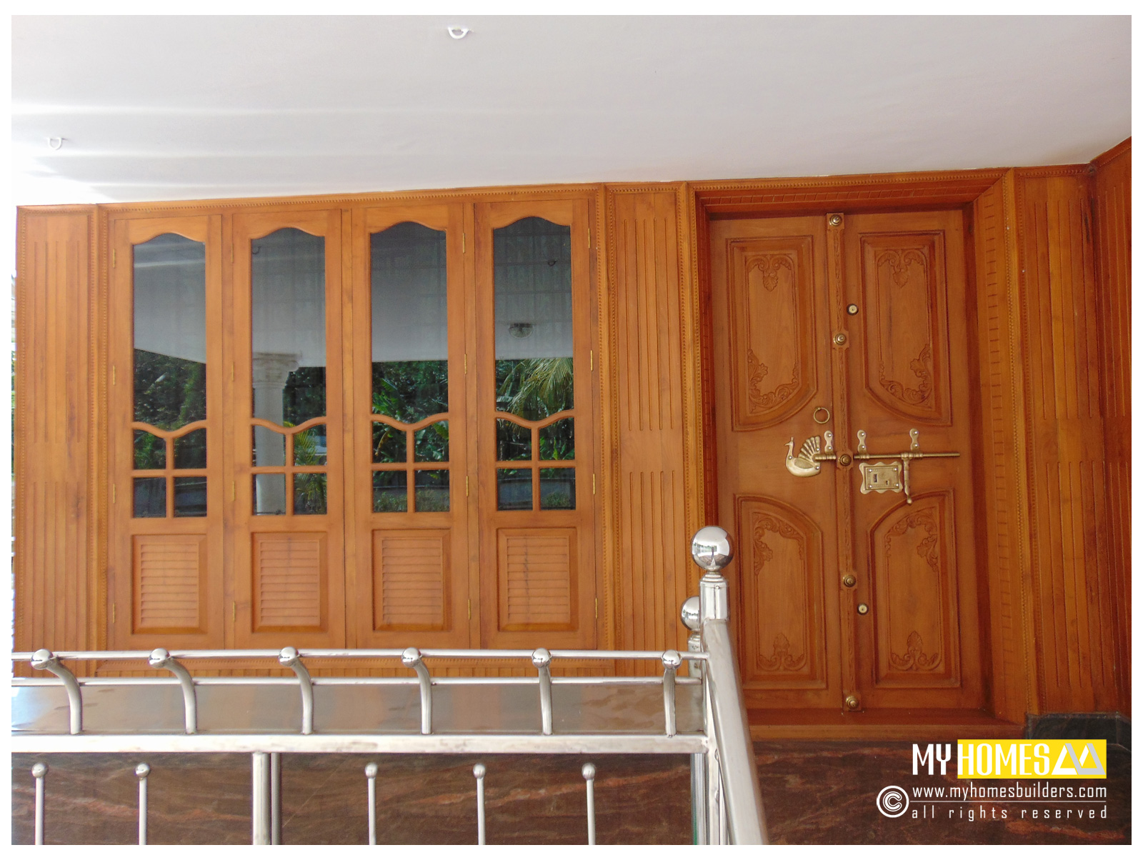 Home main door designs india
