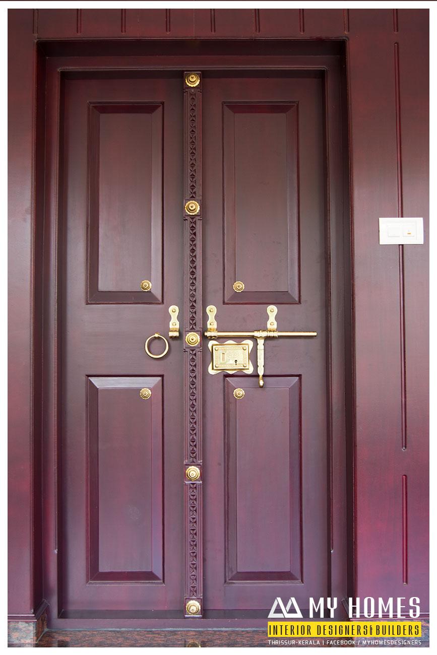 Kerala Traditional Doors