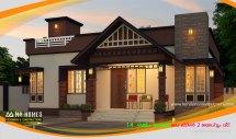 Kerala Low-Budget Homes