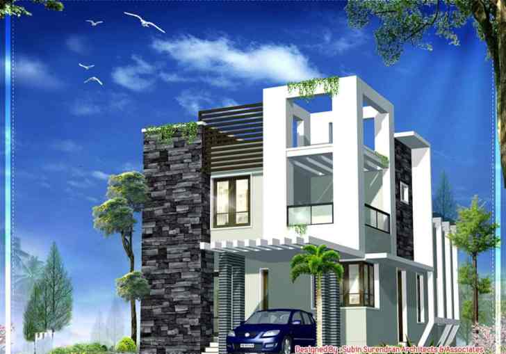 Two Storey Residential Building