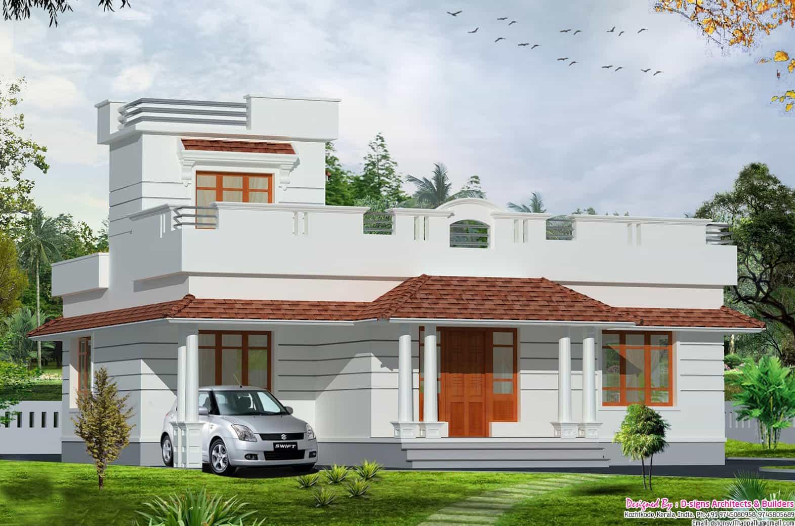 Floor House Design