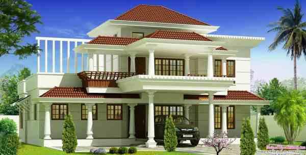Kerala Style House Plans - Keralahouseplanner Home