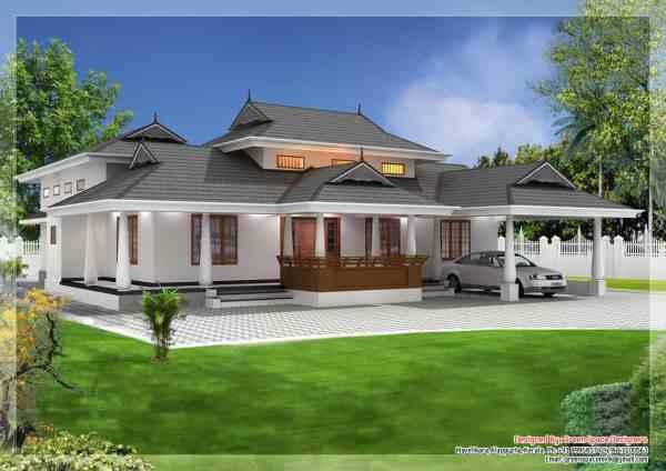 Kerala Home Designs Houses