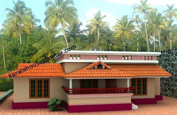 Small House Plans In Kerala 3 Bedroom KeralaHousePlanner