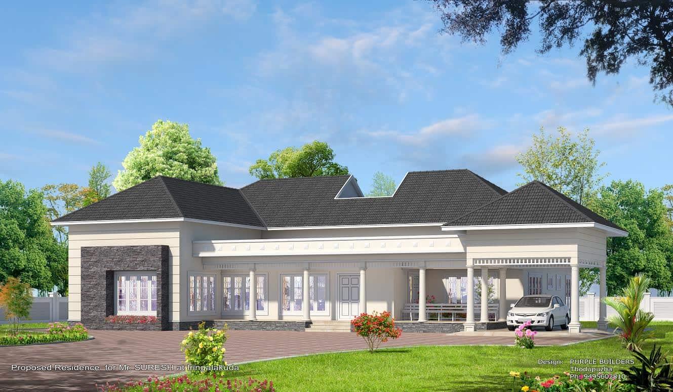 Kerala Home Design & House Plans
