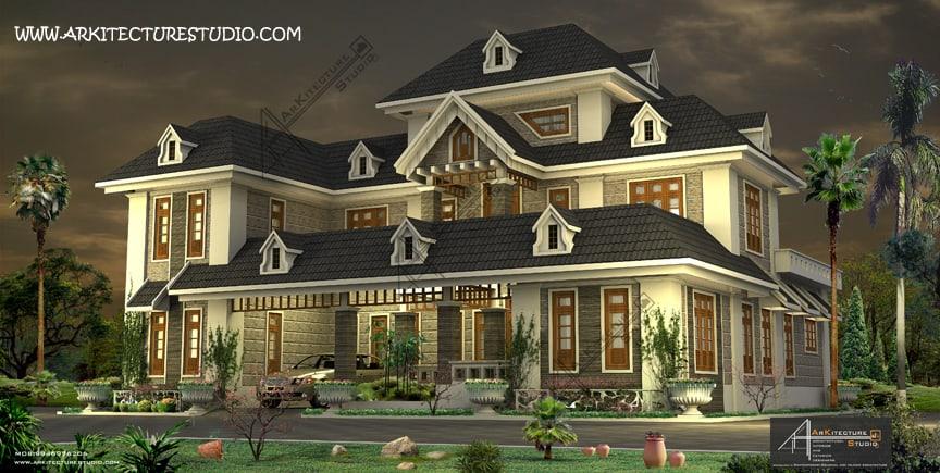 Kerala Home Design Amp House Plans Indian Amp Budget Models