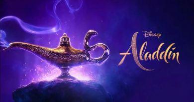 Disney's Aladdin Teaser   Will Smith   Mena Massoud   Naomi Scott   Marwan Kenzari