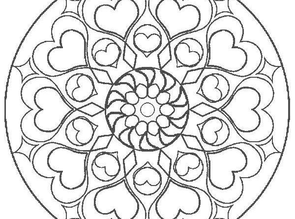 onam pookalam designs - F007
