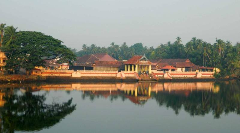 Thriprayar Temple
