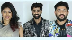 Alexandra, Sujo and Raghu, returned - bigg boss malayalam season 2