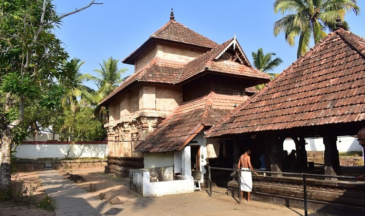 Thrivikramangalam Mahavishnu Temple - Temples of Kerala