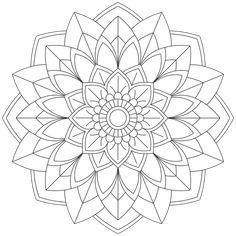 onam pookalam outline designs – 1d