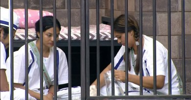 Firoz K & Sajna and Soorya were sent to Jail Bigg Boss Malayalam 3