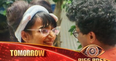 Dimpal Bhal re-entered to Bigg Boss Malayalam Season 3