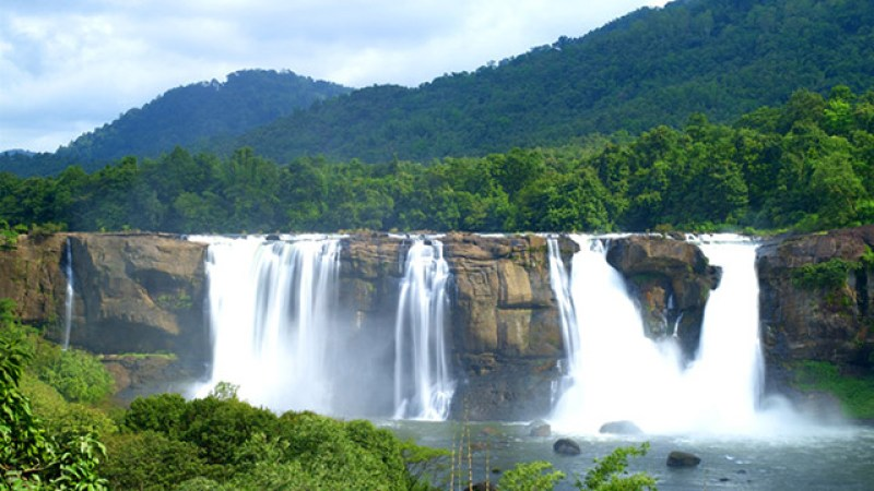 Athirappilly and Vazhachal Waterfalls, Thrissur   Kerala Tourism
