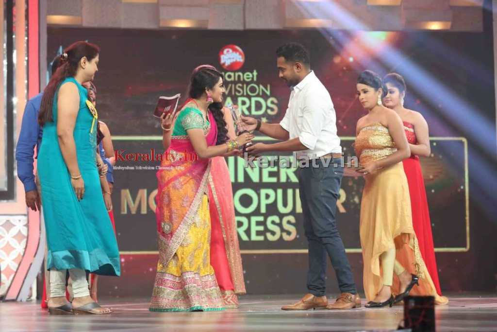 Asianet Television Awards 2015 Pictures