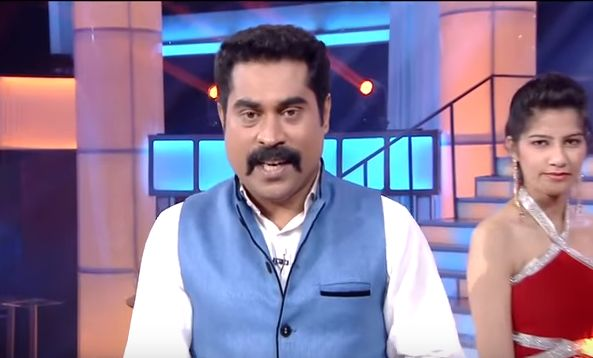 Deal or no deal season 2 anchor is suraj venjaramood - surya tv game show
