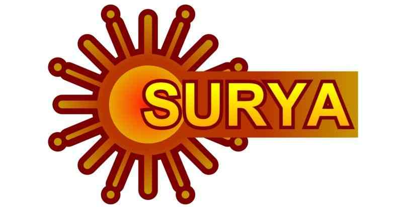 surya tv app - sun network android application for tv shows (sun next)
