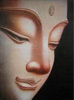 Лицо Будды, Буддийское искусство