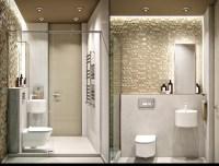 дизайнерская ванная комната