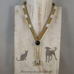 Halsband goud