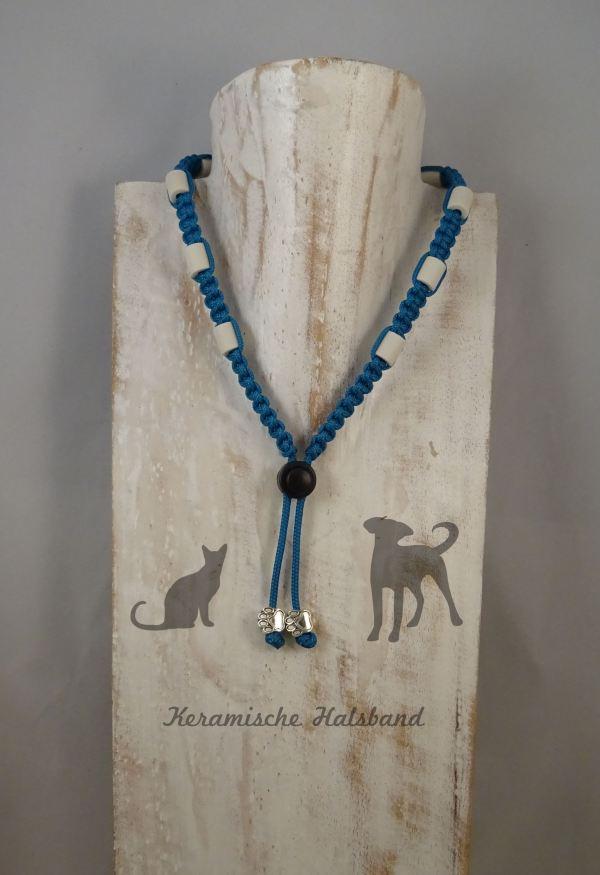 Halsband Turquoise