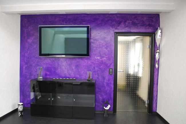 Wandspachtel Wandbeschichtung Spachteltechnik Stucco