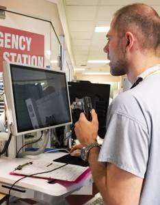Hospital implements electronic charting also  keremeos review rh keremeosreview