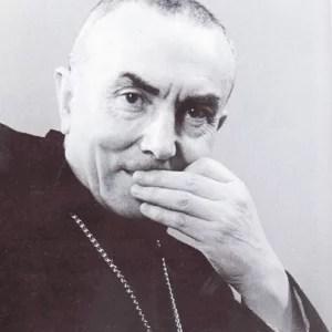 Dom Marcel Blazy troisième abbé de Kergonan