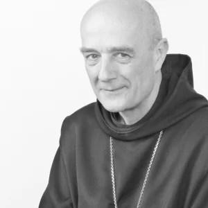 Dom Philippe Piron 5ème abbé de l'abbaye Sainte-Anne de Kergonan