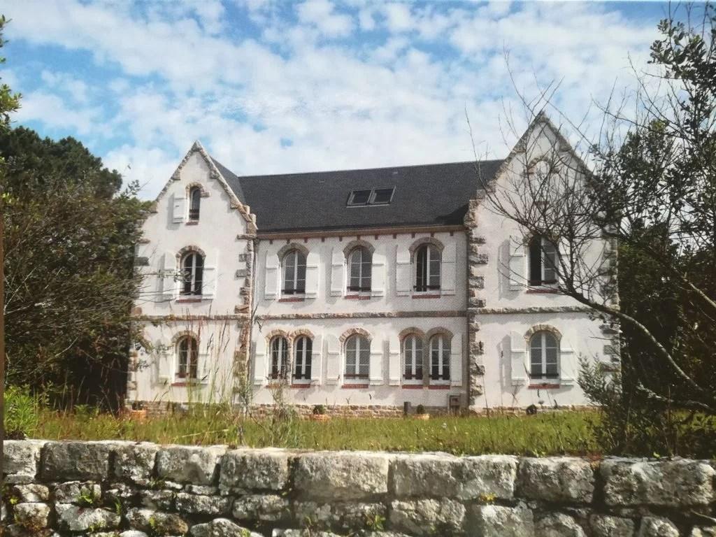 Hôtellerie abbaye Sainte-Anne de Kergonan