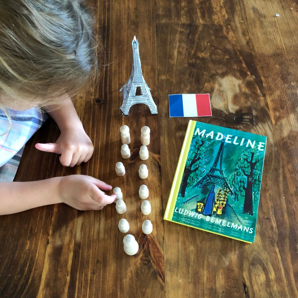 Madeline - Five In A Row (FIAR)